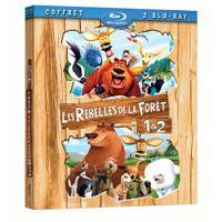 Les Rebelles de la forêt - Les Rebelles de la forêt 2 - Coffret - Blu-Ray