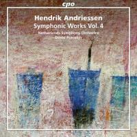 Andriessen : Œuvres symphoniques, Volume 4