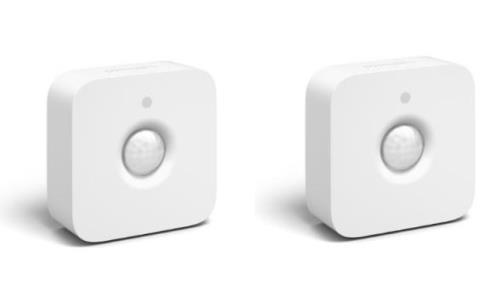 Pack de 2 détecteurs de mouvement Philips Hue Motion Sensor