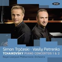 Concertos piano 1 & 2