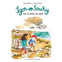 Igor et Souky en classe de mer