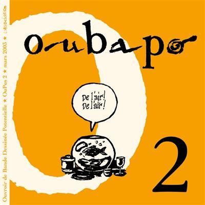 Oubapo - Tome 2 : Oubapo