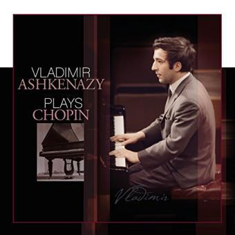 VLADIMIR ASHKENAZY PLAYS CHOPIN/LP
