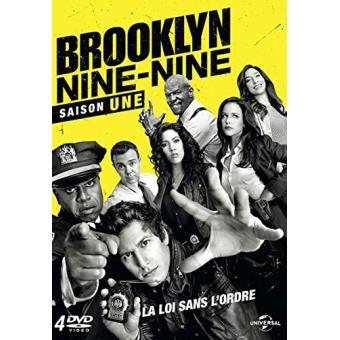 Brooklyn Nine-NineCoffret intégral de la Saison 1 DVD