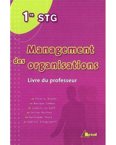 Management 1ere stg lp