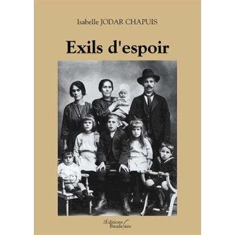 Exils d'espoir