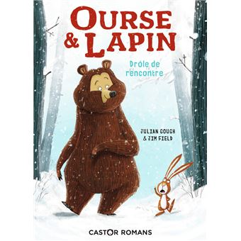 Ourse & Lapin (1) : Drôle de rencontre