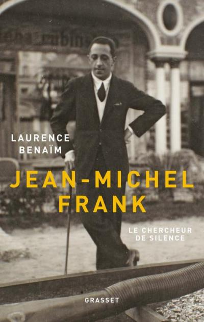 Jean-Michel Frank - Le chercheur de silence - 9782246857525 - 16,99 €