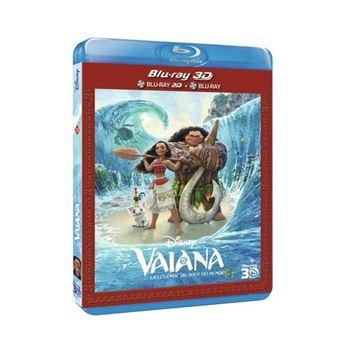 VaianaVaiana, la légende du bout du monde Blu-ray 3D