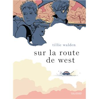 Sur la route de West