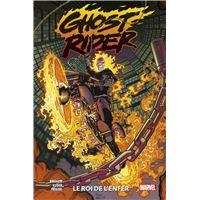 Ghost Rider T01 : Le roi de l'Enfer