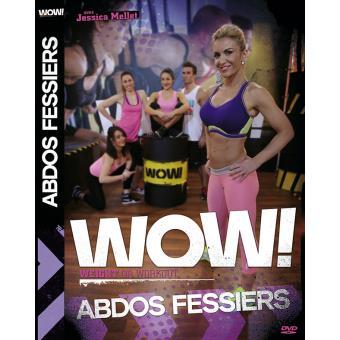 Wow ! Abdos fessiers DVD