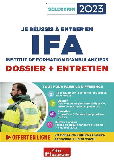 Concours Ambulancier 2017-2018, Tout-en-un