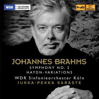 Johannes Brahms, Jukka-Pekka Saraste