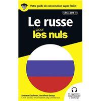 Guide de conversation le Russe pour les Nuls, 3e édition