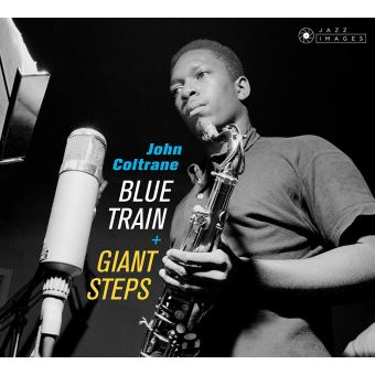BLUE TRAIN/GIANT STEPS/2CD