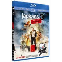 Jackass 3D - Combo Blu-Ray + DVD - Versions 2D et 3D
