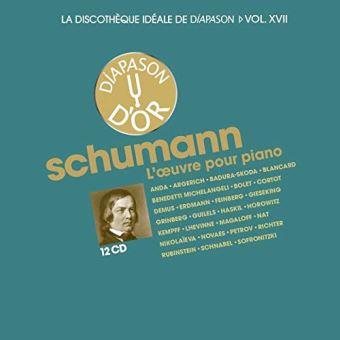 La discothèque idéale de diapason Volume 17 L'œuvre pour piano