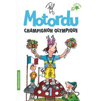 Motordu champignon olympique