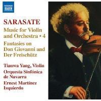 Musik für Violine und Orchester Vol.4