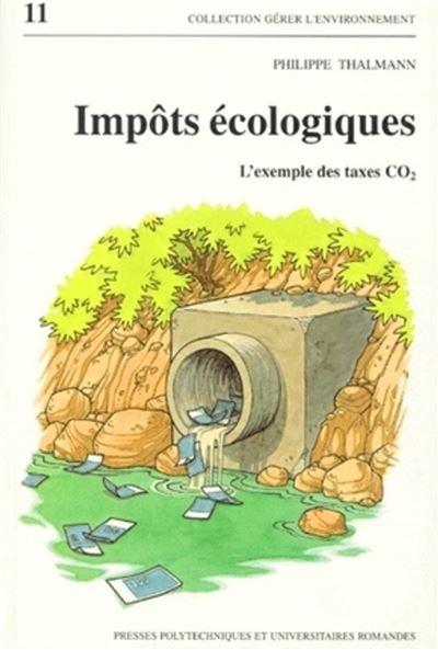 Impôts écologiques