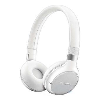 casque audio philips shb9350 bluetooth blanc casque sans fil achat prix fnac. Black Bedroom Furniture Sets. Home Design Ideas