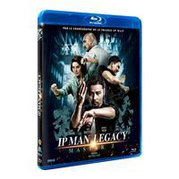 Master Z : The Ip Man Legacy Blu-ray