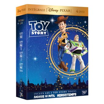 Toy StoryCoffret Toy Story 1 à 3 DVD