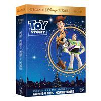 Coffret Toy Story 1 à 3 DVD