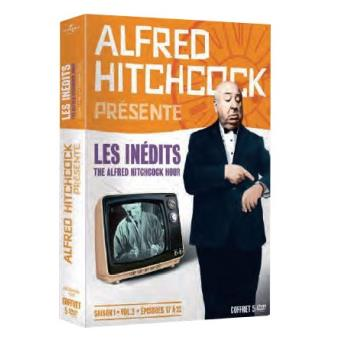 Alfred Hitchcock présenteAlfred Hitchcock Les inédits Saison 1 Volume 2 - DVD