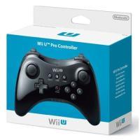 Manette Classique Pro noire pour Nintendo Wii U
