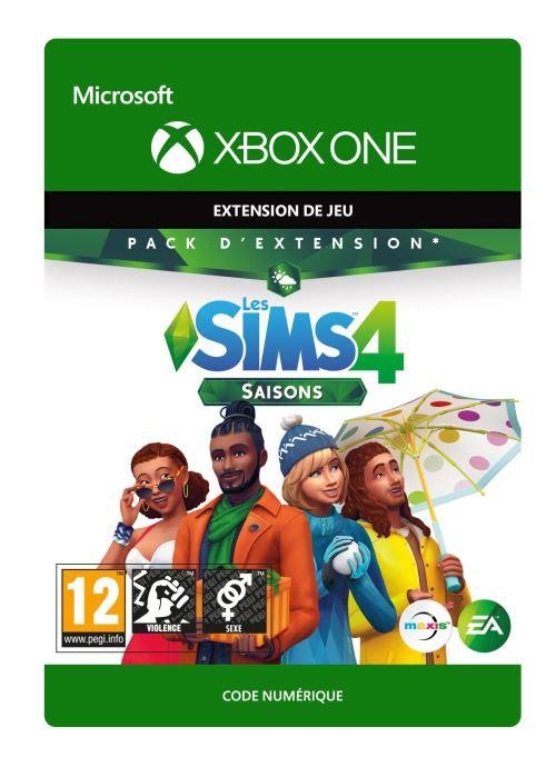 Code de téléchargement Les Sims 4 : Saisons Xbox One