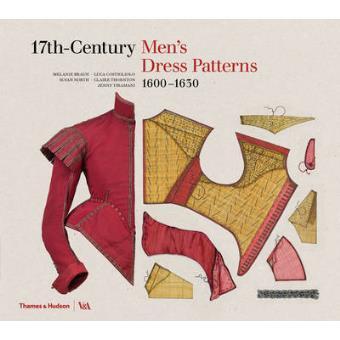 17TH CENTURY MEN'S TAILORING PATTERNS