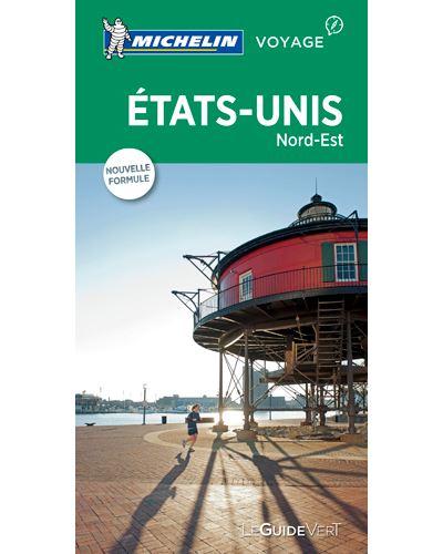Guide Vert Etats-Unis Nord-Est