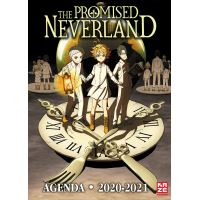 Agenda scolaire 2020/2021 The Promised Neverland