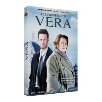 Les Enquêtes de VeraLes enquêtes de Véra Saison 2 DVD