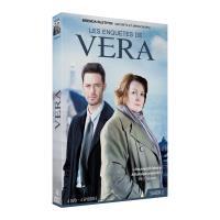 Les enquêtes de Véra Saison 2 DVD