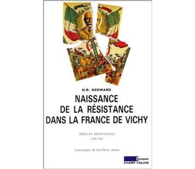 Naissance de la resistance dans la france de vichy