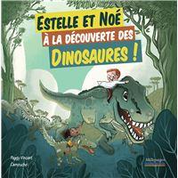 Estelle et Noé à la découverte des dinosaures !