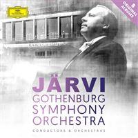 NEEME JARVI & GOTHENBURG SYMPHONY ORCHESTRA/8CD