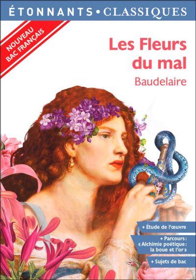 Les Fleurs du mal - 9782081503397 - 2,99 €