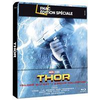 Coffret Thor La Trilogie Steelbook Exclusivité Fnac Blu-ray