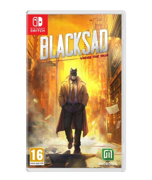 Blacksad Under the Skin Edition Limitée Nintendo Switch