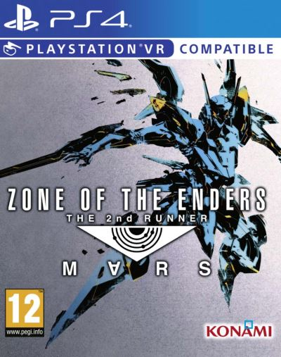 Zone of the Enders The 2nd Runner Mars PS4