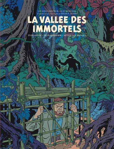 Blake & Mortimer - Tome 26 - La Vallée des Immortels - Le Millième Bras du Mékong (Biblioph