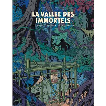 Blake et MortimerLa vallée des Immortels