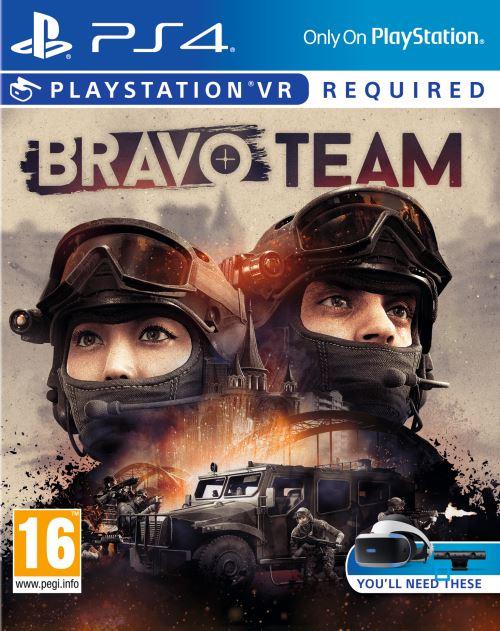 Bravo Team PS4 VR + Code de téléchargement Qui es-tu ?