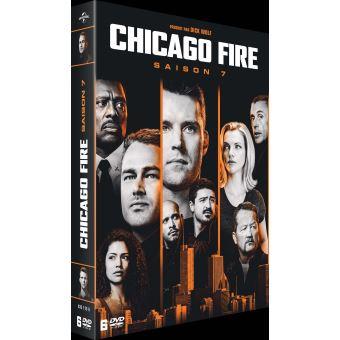 Chicago FireChicago Fire Saison 7 DVD