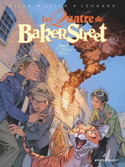 Les Quatre de Baker Street - Tome 07