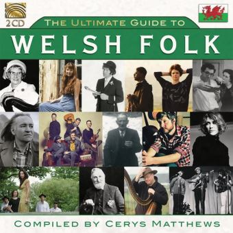 Ultimate guide to welsh folk/2CD